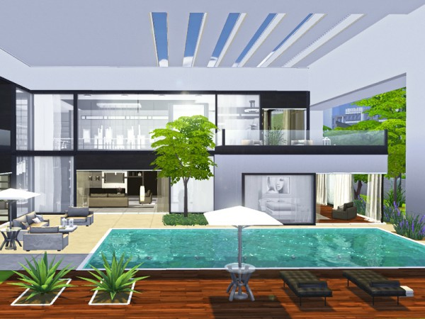 The Sims Resource: Lashell house by rirann