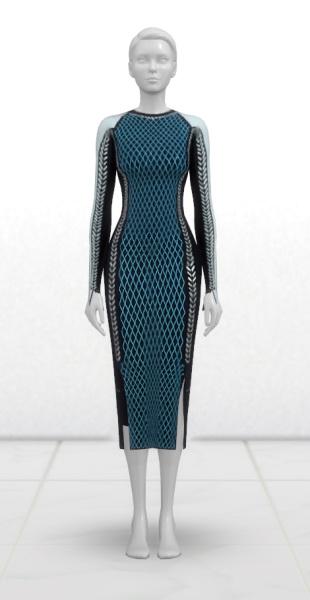 Greenapple18r: Ver. Dress 1