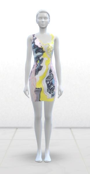 Greenapple18r: Ver. Dress 2