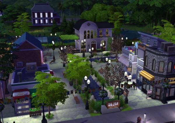 Enure Sims: Cavan Comercial District NO CC