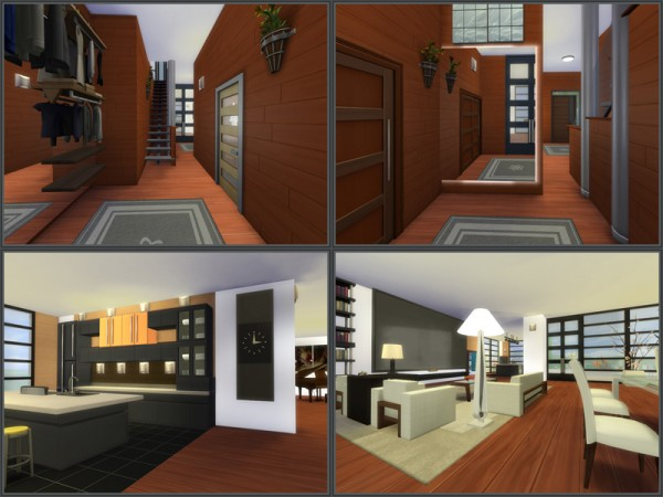 The Sims Resource: Stefanie house by Danuta720