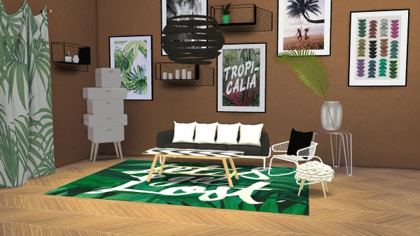 Meinkatz Creations: Urban Jungle Set
