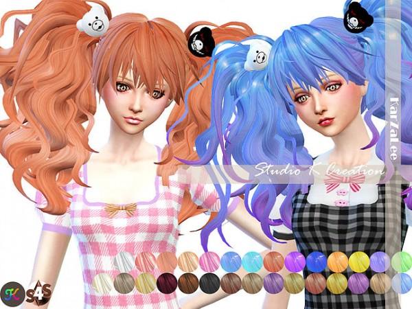Studio K Creation: Animate hair 56  Junko for female