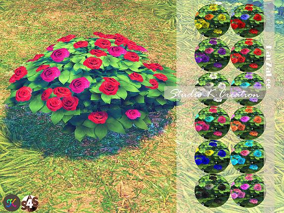 Studio K Creation: Rose tree
