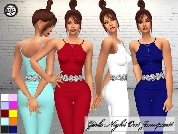 Marty P: MP Girls Night Out Jumpsuit