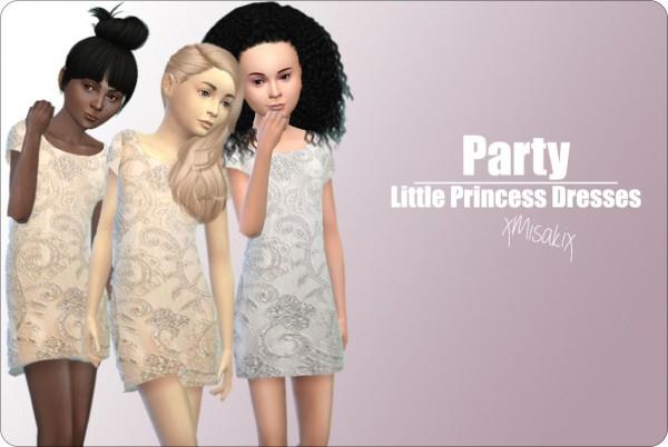 Xmisakix Sims Little Princess Dresses Sims 4 Downloads