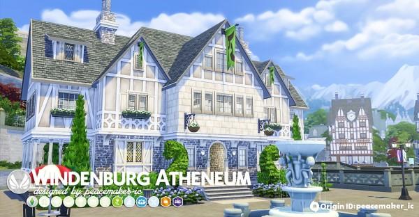 Simsational designs: Windenburg Makeover   Community Lot Dump