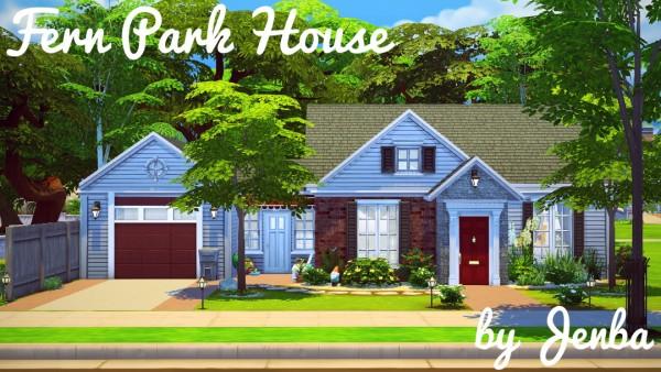 Jenba Sims: Fern Park House