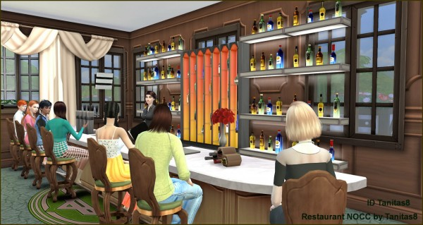 Tanitas Sims: Restaurant NOCC