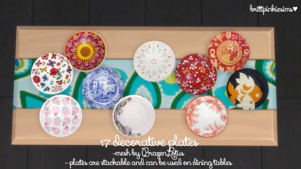 Brittpinkiesims: DIY Restaurant Set