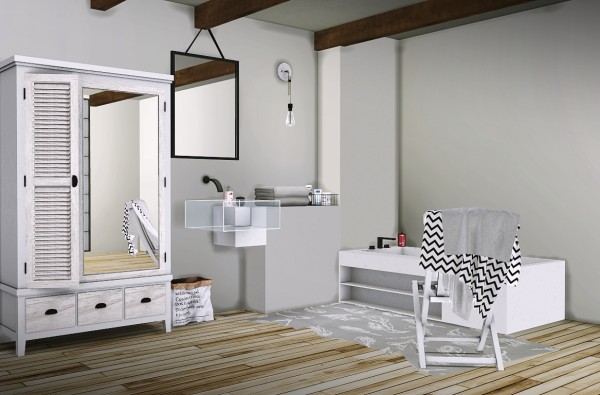Mxims Ake Bathroom Sims 4 Downloads
