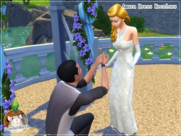 Simsworkshop: Amara dress by Standardheld