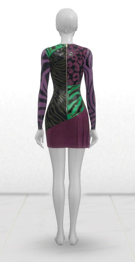 Greenapple18r: Ver. Dress 3