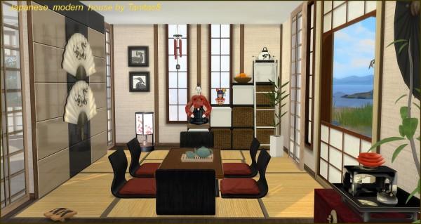 Tanitas Sims: Japanese...