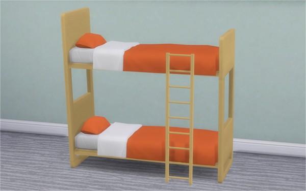 Veranka: Dorm and Contrast Bunk Bed Frames
