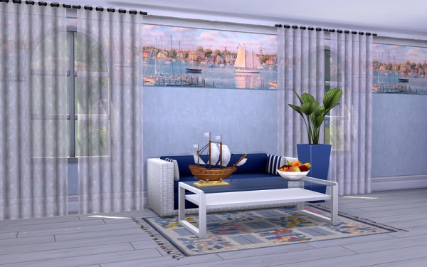 Ihelen Sims: Maritime panel