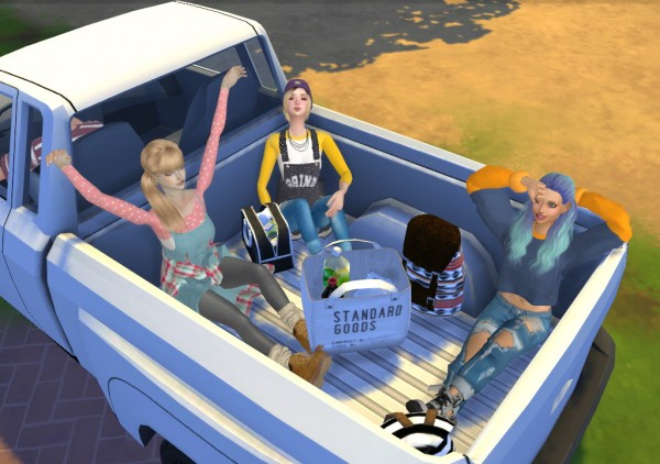 how to buy car sims 4