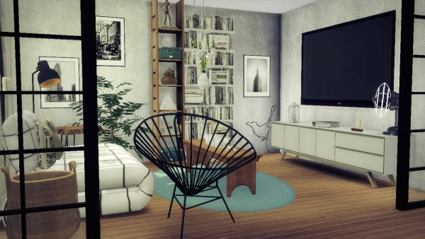 Sims4luxury Cc Finds 1 Livingroom Sims 4 Downloads