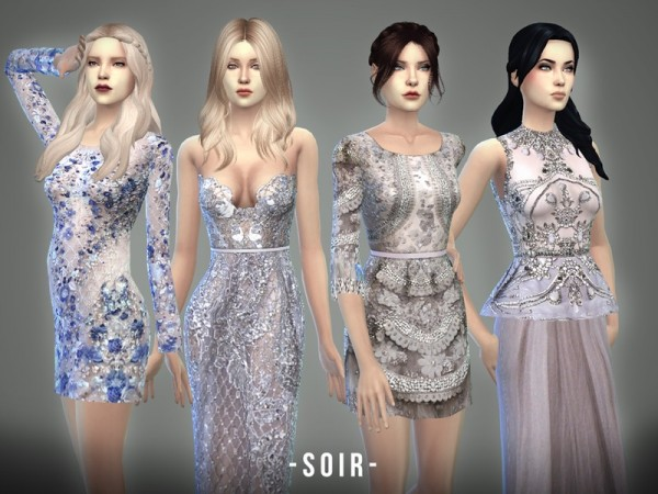 The Sims Resource: Soir Collection by April