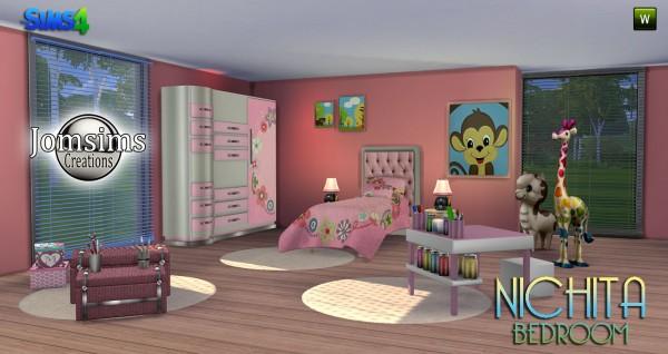 Jom Sims Creations: Nichita kidsroom