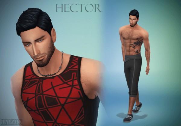 Rumoruka Raizon: Hector