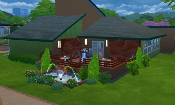 Mod The Sims: Restaurant La Mama by catalina 45