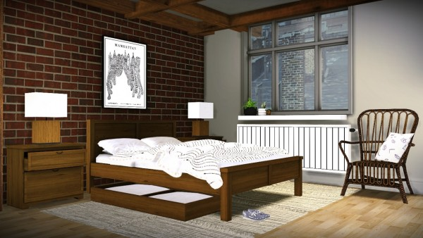 MXIMS: Brittany Bedroom