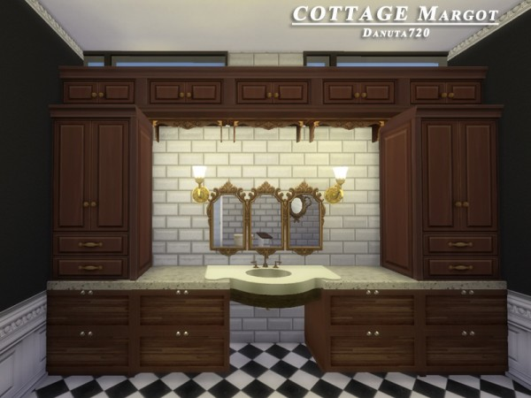 The Sims Resource: COTTAGE Margot by Danuta720