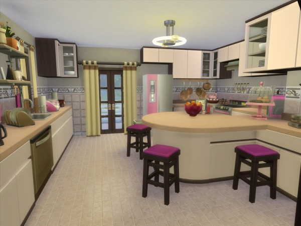 The Sims Resource: The Kimberly house by sharon337
