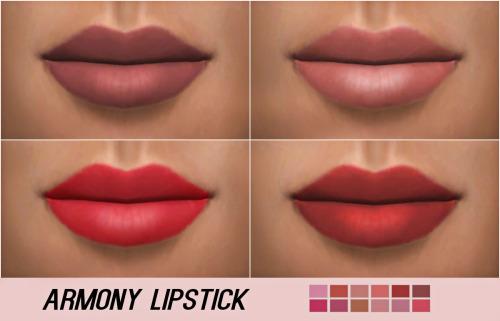 Kenzar Sims: Armony Lipstick
