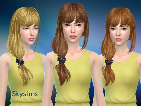 Butterflysims: Skysims 114 donation hairstyle