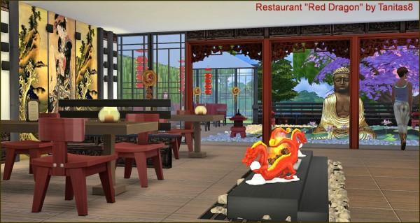 Tanitas Sims: Restaurant Red Dragon