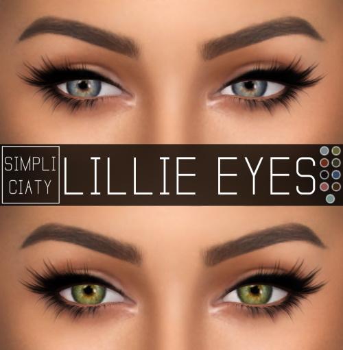 Simpliciaty: Lillie Eyes