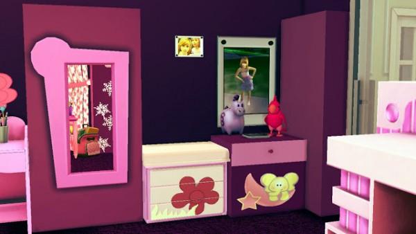 Sanjana Sims: City girl kidsroom
