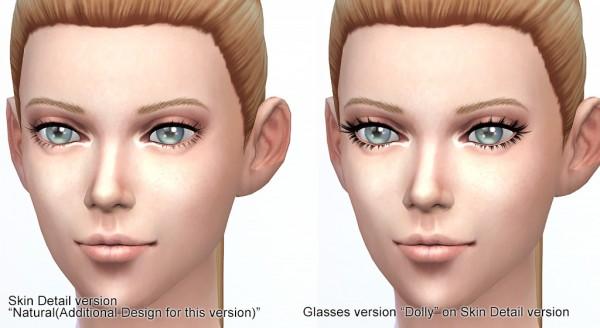Kijiko: 3D Lashes Version2 for Skin Detail