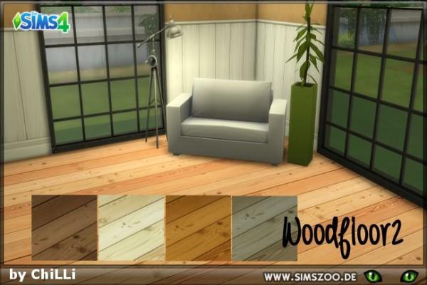 Blackys Sims 4 Zoo: Woodfloor2 by ChiLLi