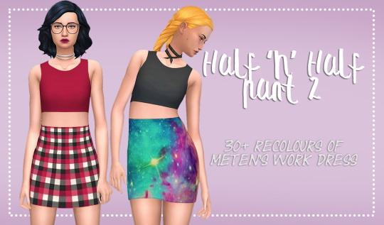 Simsworkshop: Metens Work Dress Recoloured by xDeadGirlWalking