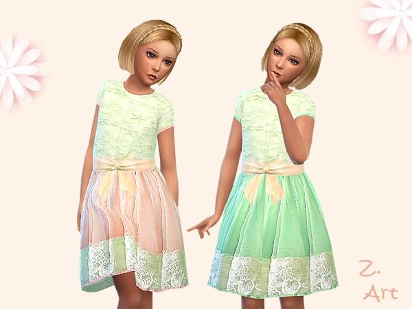The Sims Resource: Sugar Doll by Zuckerschnute20