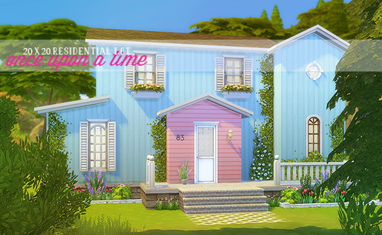 LinaCherie: Once upon a time   Residential lot