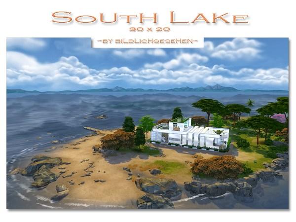 Akisima Sims Blog: South Lake house