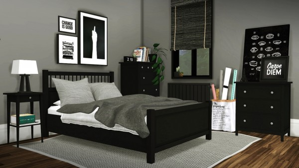 Mxims Ikea Hemnes Sims 4 Downloads