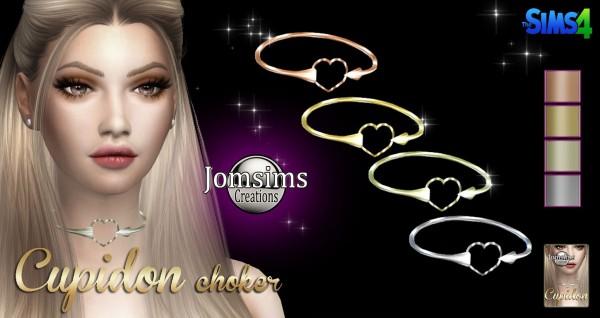 Jom Sims Creations: Cupidon Choker