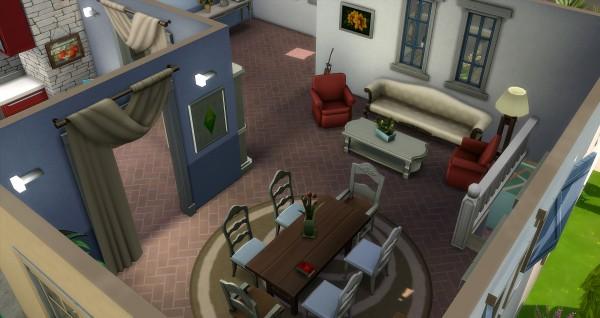 Studio Sims Creation: Jasmin house