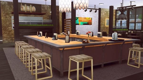 Jenba Sims: Nine East Eatery & Bar