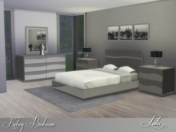 The Sims Resource: Kelsey Bedroom by Lulu265