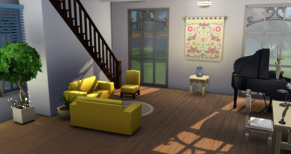 Studio Sims Creation: Kaoma house