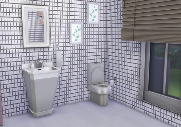 Enure Sims: Glamour Wall Tiles