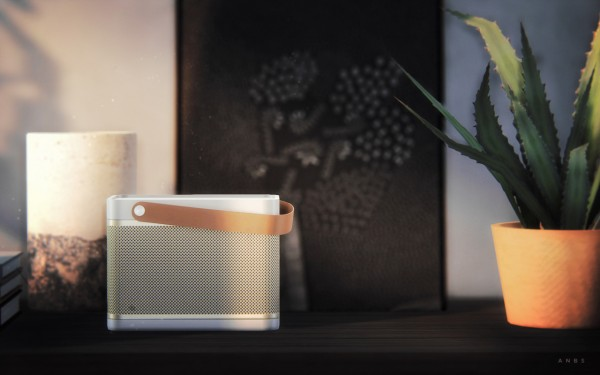 Alachie and Brick Sims: B&O Play Beolit 15 portable speaker