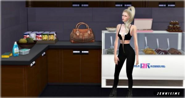 Jenni Sims: Decoratives Clutter Vol19