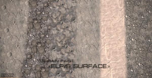 Rumoruka Raizon: Elpis surfaces